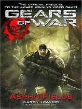 NEW Gears of War: Aspho Fields by Karen Traviss