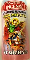 St. Michael San Miguel Incense Powder 1 3/4 Oz Incense Powder Powerful Blessing