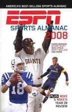 ESPN Sports Almanac 2008 : America's Best-Selling Sports Almanac