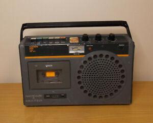 Tandberg Audio Tutor TAT 771 Cassette Recorder Player  1980's