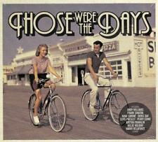 THOSE WERE THE DAYS - VARIOUS ARTISTS (NEW SEALED 3CD SET)