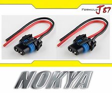 Nokya Wire Harness Pigtail Female 9005 HB3 Nok9105 Head Light Dual Beam Socket