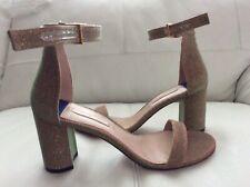 NEW Stuart Weitzman Women's Chameleon Heeled Sandal US 7.5 M