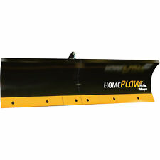 Home Plow by Meyer Snowplow - Electric Lift, Auto-Angling, 80in., Model# 23250