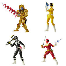 Power Rangers Lightning Collection Wave 6 - Set of 4