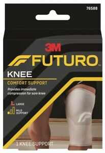 3M Futuro Comfort Lift Knee Support Size Large 76588 L Injury Brace All Day