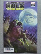 IMMORTAL HULK #16a (2019 MARVEL Comics) ~ VF/NM Book