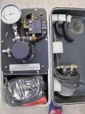 Field Resuscitator and Aspirator Portable Unit AC DC Vietnam Era