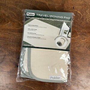 """Polder LDA-53006-B2 Travel Folding Pad, 29.5""""x 22.75"""""""