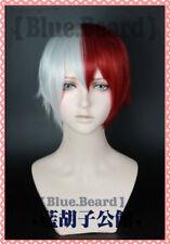 My Boku no Hero Academia Todoroki Shouto Short Cosplay Wig Hair Costume Anime