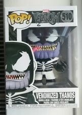 Venomized Thanos #510 - Funko Pop! - Vinyl Figure - Official Marvel Collectables