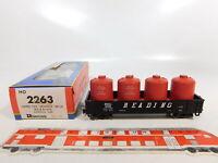 CE780-0,5# Rivarossi H0/DC 2263 US-Gondola/Güterwagen RDG 1806 Reading, TOP+OVP
