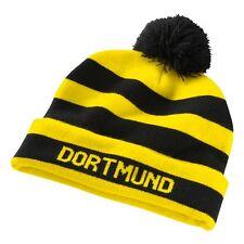 Puma BVB Borussia Dortmund Hubble Hat Beanie Unisex schwarz/gelb [748410-0004]