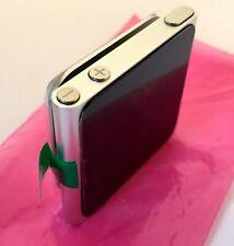 Apple iPod Nano 6th Generation Silver (8GB) - New - last one