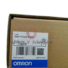 New OMRON Automation NS8-TV00B-ECV2 Interactive Display Panel Touch Screen HMI