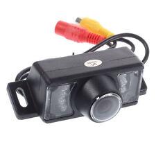 170° CMOS Backup Parking Rear View Camera 7 LED Night Vision Waterproof Car Kit