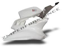 NEW HONDA TRX 450R 450ER 06 - 14 WHITE PLASTIC REAR FENDER TRX450R TRX450ER