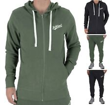 JACK & JONES Mens Zip Up Hooded Sweatshirt Top or Jogging Bottoms Sweat Pants