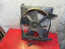 98 02 99 01 00 Deawoo Leganza oem right side radiator cooling fan motor & shroud