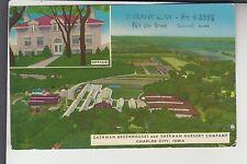 Cashman Greenhouses & Sherman Nursery Charles City  Iowa