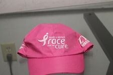 Susan G. Komen Race For The Cure, Pink Baseball Hat
