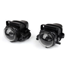 Pair Of Front Pumper Grille Fog Light Lamp For AUDI A6 C5 1998-2002 P
