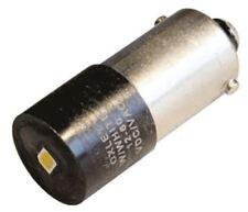 LED Reflector Bulb, BA9s, Warm White, Single Chip, 10mm dia., 12 â?? 60 V ac/dc