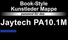 Tasche für Jay-tech PA10.1M Book Style Schutz Hülle Tablet Case Halter schwarz