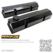 FAB ROCKER COVERS CHEVY SBC V8 350-327-307 MOTOR [HOLDEN HK-HT-HG-HQ MONARO/GTS]