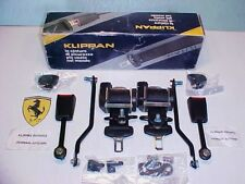 Ferrari 512 Seat Belt Set_Klippan_62738000_62741900_62732400_348_512M_TB_TS_NEW