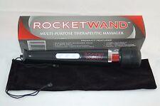 20 Speed Cordless Magic Wand Massager Full Body Neck Vibrate Hitachi Motor Black