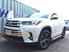 Side Steps Running Boards Aluminium for Toyota Kluger 2014 2018 + (CMP16)