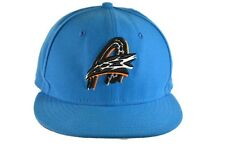 Akron Rubber Ducks Hat Sunday Field Fitted Cap 7 1/4 New Era 59Fifty MLB Minors