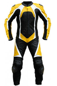 Motorcycle 2 piece 1 Piece Leather Suit  Motorbike Leather Jacket Trouser