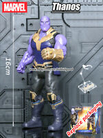Marvel Thanos Avengers Legends Heroes 7in Action Figure Child Collect Gifts Toys