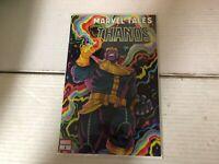 MARVEL TALES THANOS (2019 Marvel)  #1 NM Guardians of the Galaxy Jim Starlin