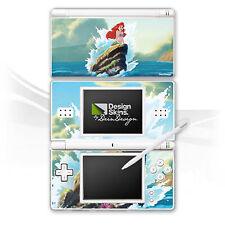 Nintendo DS Lite Folie Aufkleber Skin - Arielle