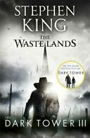 The Dark Tower III: The Waste Lands: (Volume 3), King, Stephen, New,