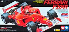 Tamiya Ferrari F2001 1/10th Scale