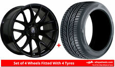 3 Series Axe Summer Wheels with Tyres