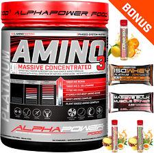 Amino Tabletten 1000 Stück neutral no liquid ampullen + Bonus Aminosäuren