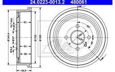 ATE Juego de 2 tambores frenos OPEL ASTRA COMBO VAUXHALL VECTRA 24.0223-0013.2