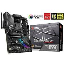 MSI MPG B550 GAMING EDGE WIFI AM4, AMD (B550GEDGEWIFI) Motherboard