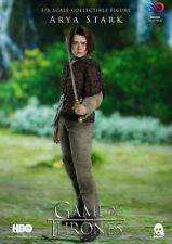 ThreeZero - Arya Stark - Game of Thrones - scale Hot Toys Sideshow
