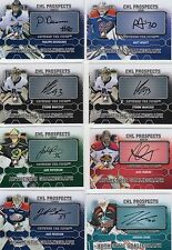 Philippe Desrosiers 12-13 ITG Between the Pipes Goaliegraph CHL Prospect RC Auto