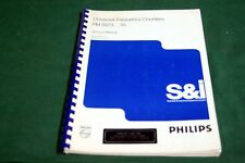 Philips 6673.76 Service Manual