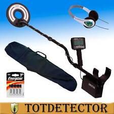 Detector de Metales Rutus PROxima + accesorios