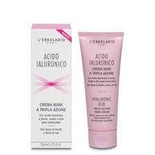 L'erbolario Crema Mani Acido Ialuronico 75 ml