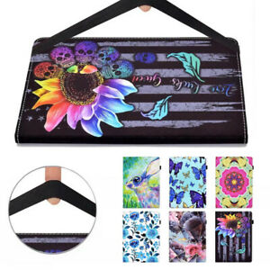 PU Leather+TPU Shockproof Flip Cover For iPad Mini 6 2021 Card Slots Tablet Case