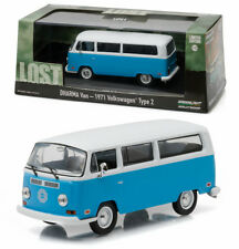 1971 Volkswagen Type 2 T2B LOST TV Serie Dharma Van VW Bus 1:43 GreenLight 86471